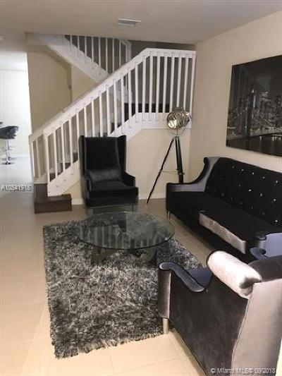 Doral Rental For Rent: 11301 NW 88th St