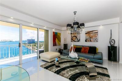Miami Condo For Sale: 11111 Biscayne Blvd #17E