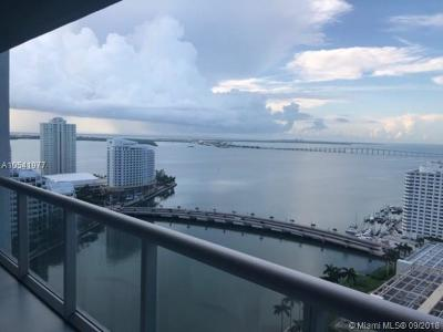 Miami Condo For Sale: 495 Brickell Ave #2505