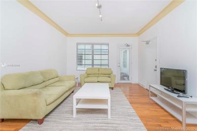 Miami Beach Condo For Sale: 826 Euclid Ave #11