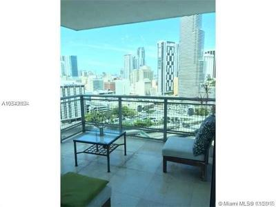 Miami Condo For Sale: 350 S Miami Ave #2003