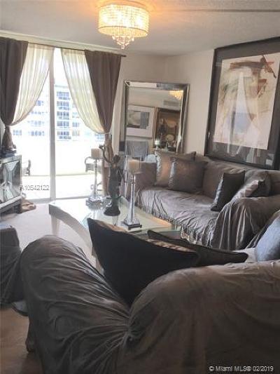 Miami Beach Condo For Sale: 5555 Collins Av #16T
