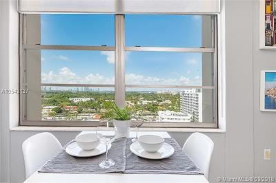 Miami Beach Condo For Sale: 2899 Collins Ave #1636