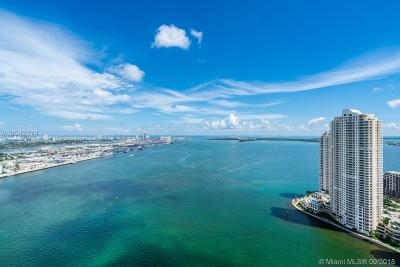 Miami Condo For Sale: 335 S Biscayne Blvd #4112