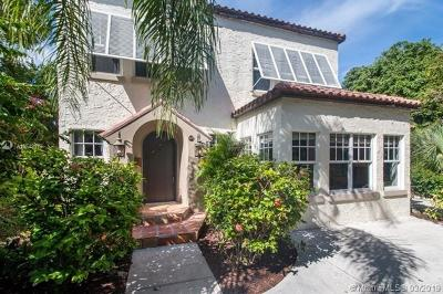 Lake Worth Single Family Home For Sale: 320 Dartmouth Dr