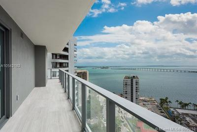 Echo Brickell, Echo Brickell Condo Condo For Sale: 1451 Brickell Av #2103