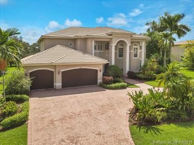 Davie Single Family Home For Sale: 2806 Juniper Ln