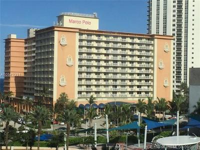 Sunny Isles Beach FL Condo For Sale: $115,000