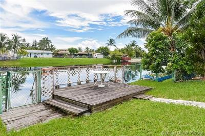 Miami FL Single Family Home For Sale: $255,000