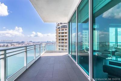 Asia Condo, Asia Condominium, Asia Condo For Sale: 900 Brickell Key Blvd #1803