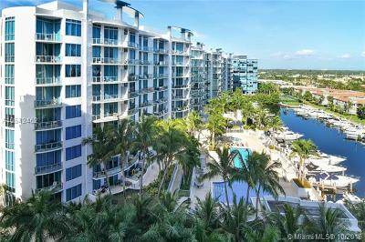Aventura FL Condo For Sale: $525,000