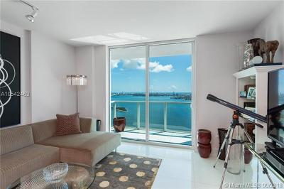 Miami Condo For Sale: 1900 N Bayshore Dr #4202