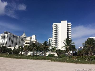 Miami Beach FL Condo For Sale: $645,000