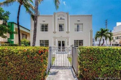Miami Beach Condo For Sale: 605 Euclid #204