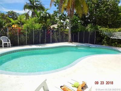 Miami Single Family Home For Sale: 10300 SW 99th Ave
