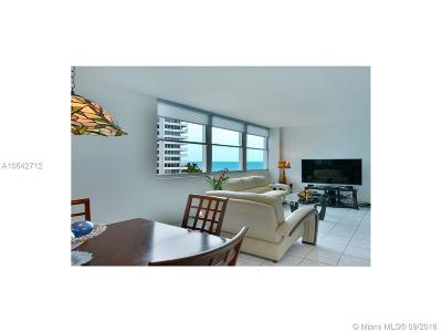 Miami Beach Condo For Sale: 5055 Collins Avenue #6A