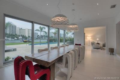 Miami Beach Single Family Home For Sale: 5529 Pine Tree Dr