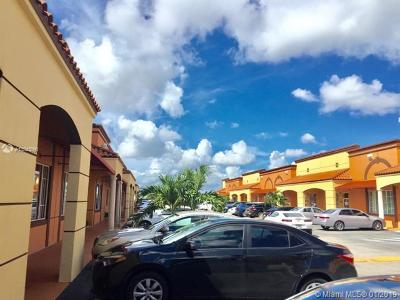 Miami Lakes Commercial For Sale: 5785 NW 151st St #5785-A