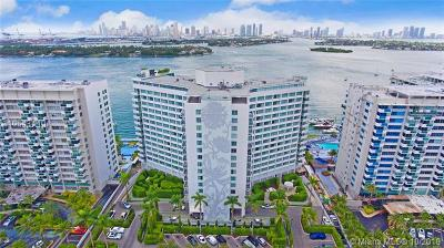 Miami Beach Condo For Sale: 1100 West Ave #504