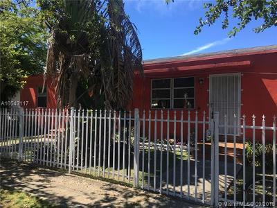 Miami Multi Family Home For Sale: 401 NW 81st St