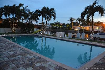 North Miami Single Family Home For Sale: 12448 N Bay Shore Dr.