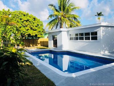 North Miami Beach Single Family Home For Sale: 311 NE 180th Dr