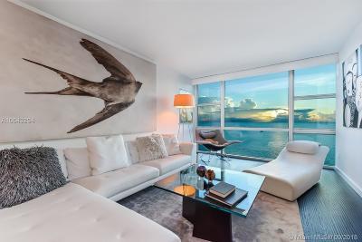 Miami Beach Condo For Sale: 6801 Collins Ave #CL16