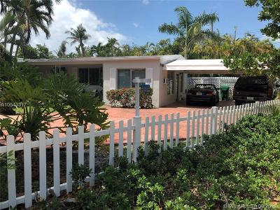 Key Biscayne Single Family Home For Sale: 300 Caribbean Rd