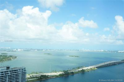 Miami Condo For Sale: 501 NE 31 St #3901