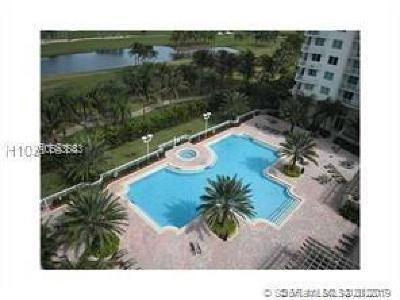 Hallandale Condo For Sale: 1755 E Hallandale Beach Blvd #203E