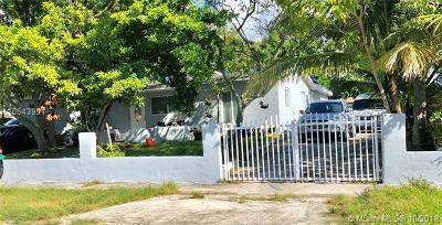 Miami Single Family Home For Sale: 11765 SW 189th St