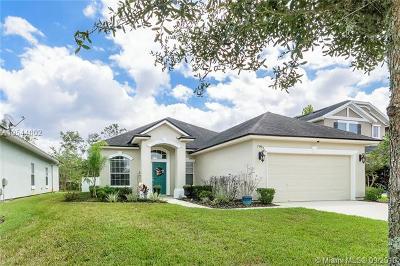 Single Family Home For Sale: 796 Porto Cristo Ave