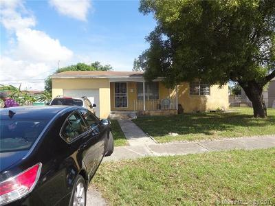 Miami FL Single Family Home For Sale: $229,990