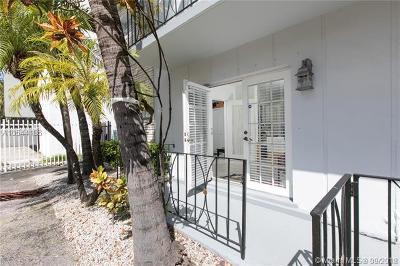 Miami Beach Condo For Sale: 1611 West Ave #1