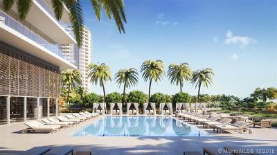Hallandale Condo For Sale: 2000 S Ocean Drive #11A