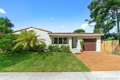 Miami Single Family Home For Sale: 2620 SW 23 Av