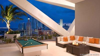 Marina Blue, Marina Blue Condo, Marina Blue Condominium, Marinablue, Marinablue Condo Condo For Sale: 888 Biscayne Blvd #812