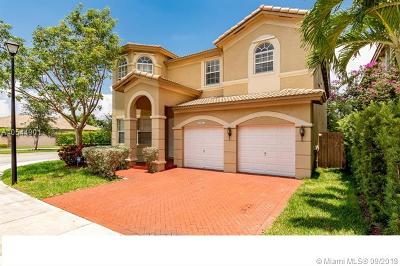 Doral Single Family Home For Sale: 11175 NW 78th Ln