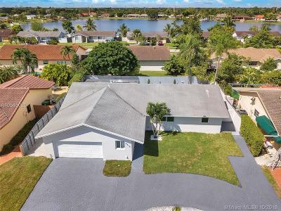 Miami Single Family Home For Sale: 4516 SW 132nd Pl