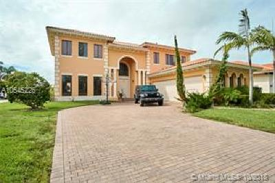 Cutler Bay Single Family Home For Sale: 19524 SW 78th Ave