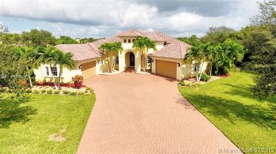 Davie Single Family Home For Sale: 12725 S Winners Cir