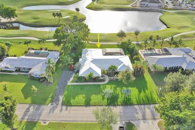 Coral Springs Single Family Home For Sale: 3140 NW 107th Ave