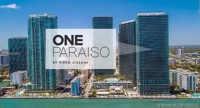 One Paraiso, One Paraiso Condo, One Paraiso Condominium Condo For Sale: 3131 NE 7 Ave #404