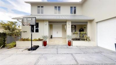 North Miami Single Family Home For Sale: 1870 NE 124th St
