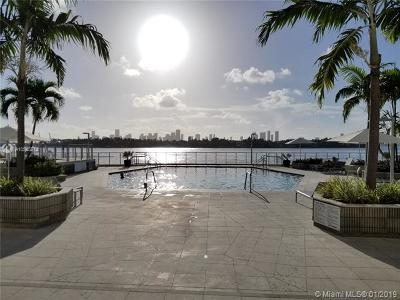 Miami Beach Condo For Sale: 800 West Ave #PH08