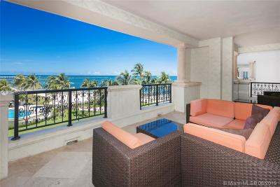 Condo For Sale: 7942 Fisher Island Dr #7942