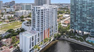 Crimson Condo, Crimson Miami, The Crimson, The Crimson Condo, The Crimson Condominium Condo For Sale: 601 NE 27 Street #1005