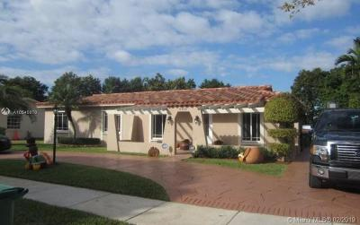 Miami Single Family Home For Sale: 5432 SW 127th Court