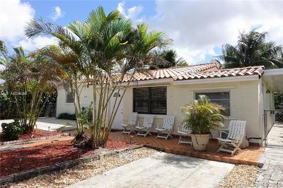 Hialeah Single Family Home For Sale: 320 E 53 St