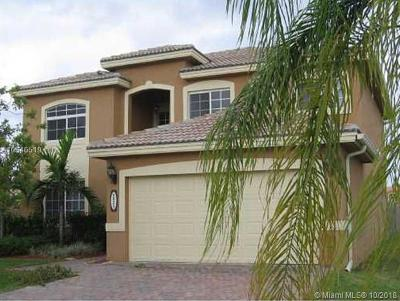Cutler Bay Single Family Home For Sale: 8825 SW 210th Ter